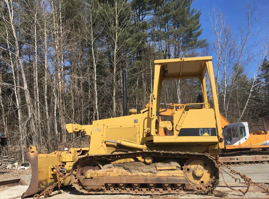 CAT D3C CRAWLER TRACTOR SN:5KG00930 Powered By Cat