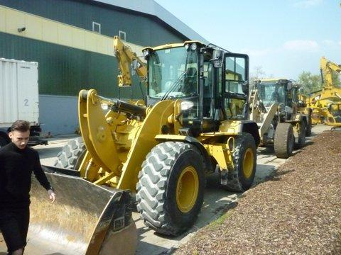 2018 CAT 930M RUBBER TIRED LOADER Powered By Cat C7.1