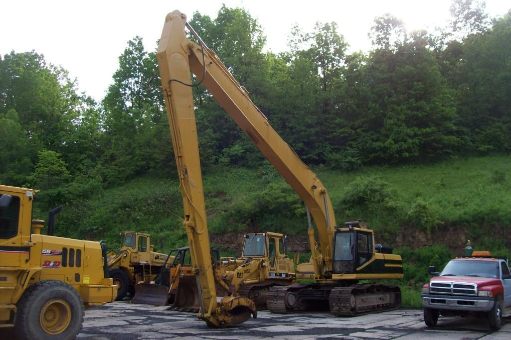 CAT 330L LONG REACH EXCAVATOR SN:8FK00534 Powered By