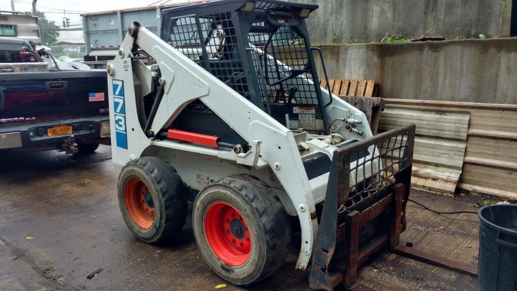 BOBCAT 773 SKID STEER SN:5090640640 Powered By Diesel