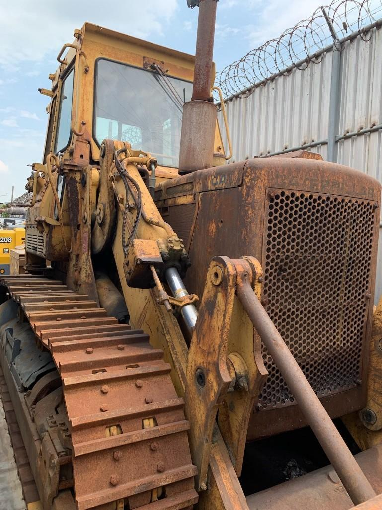 CAT 977L CRAWLER LOADER SN:14X02481 Powered By Cat