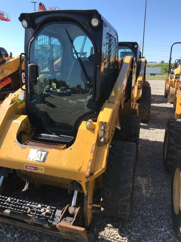 2013 CAT 246C SKID STEER SN:BYF00236 Powered By Cat