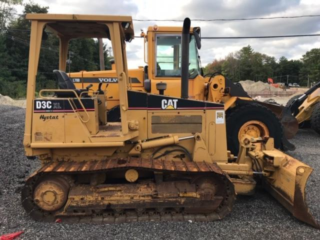 CAT D3CXL CRAWLER TRACTOR Powered By Cat Diesel