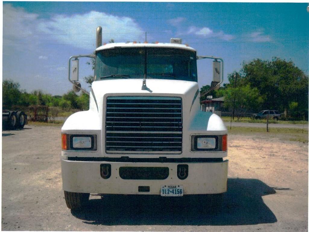 2013 MACK CHU613 TRUCK TRACTOR VN:1M1AN09Y9DM011902