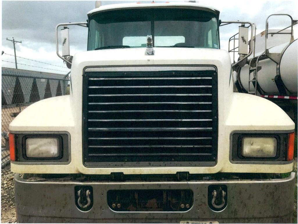 2013 MACK CHU613 TRUCK TRACTOR VN:1M1AN09YXDM011908