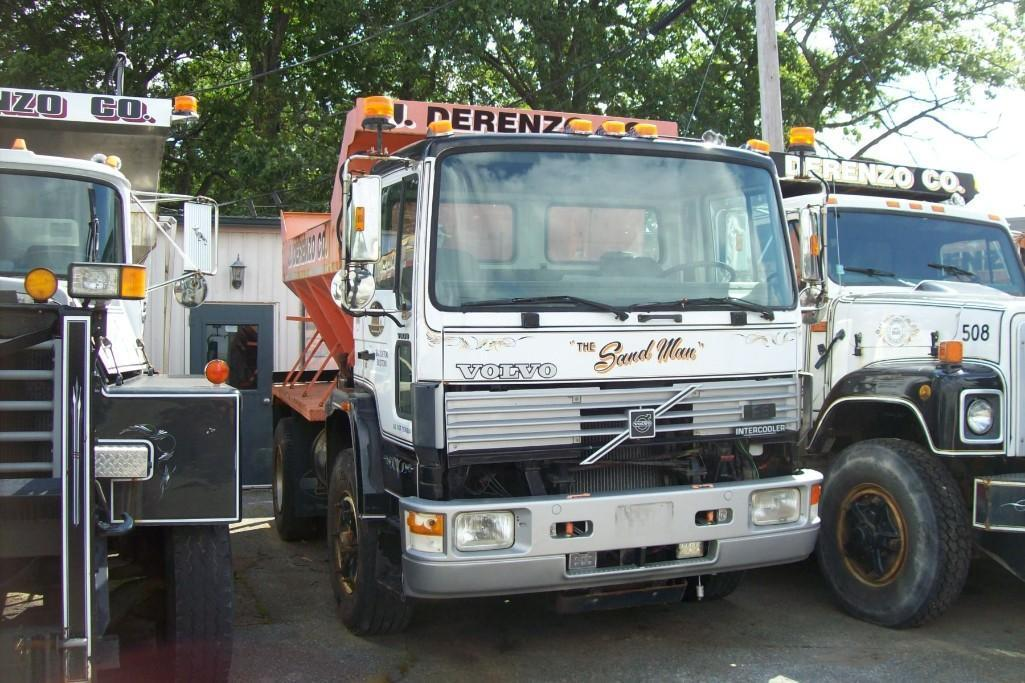 1995 VOLVO FE SNOW PLOW TRUCK VN:474377 Powered By