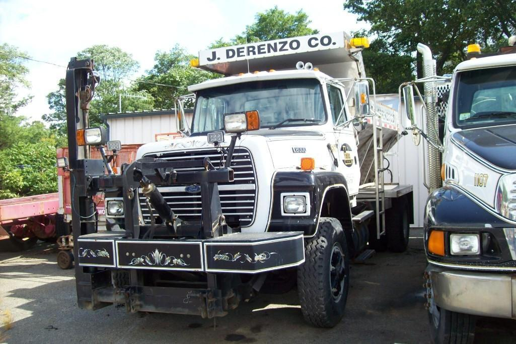 1995 FORD L8000 SNOW PLOW TRUCK VN:A29064 Powered By