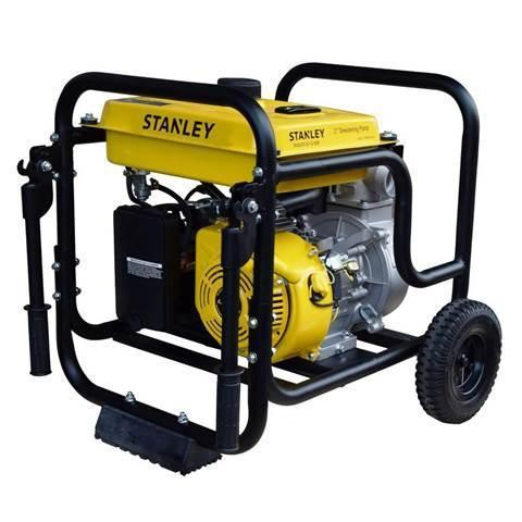 NEW STANLEY 7HP NON-SUBMERSIBLE 2IN. DISPLACEMENT