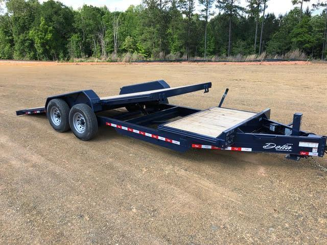 NEW 2020 DELTA TAGALONG TRAILER VN:N/A Equipped With