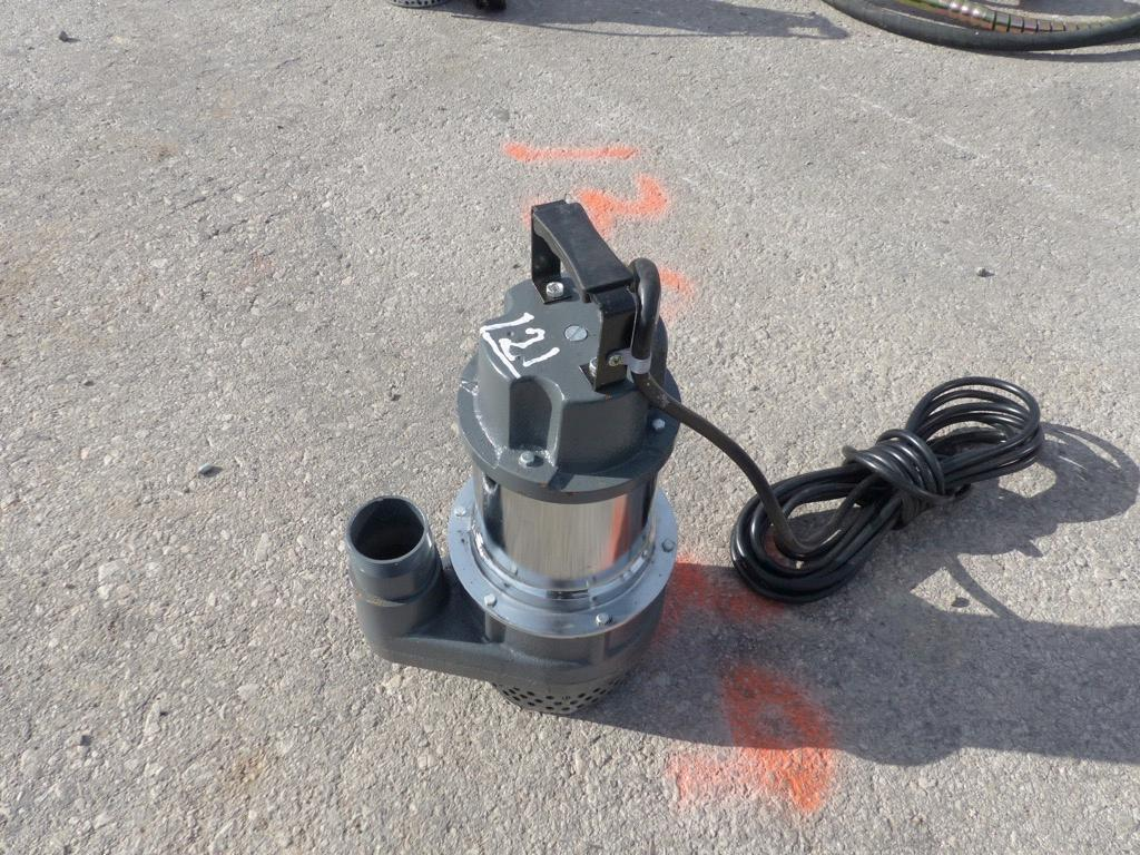 NEW MUSTANG MP4800 2IN. SUB PUMP NEW SUPPORT EQUIPMENT
