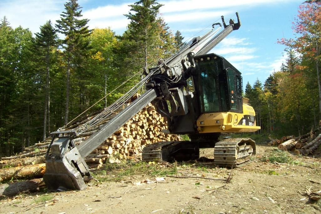 2010 CAT 320D DELIMBERS AND EQUIPMENT SN:EAX00232