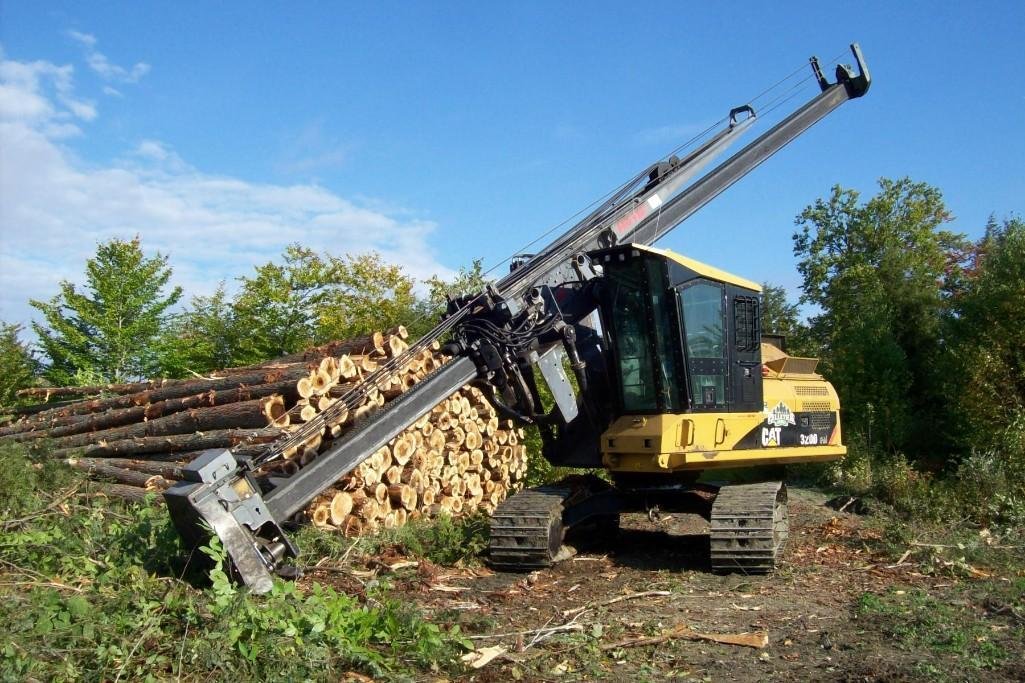 2009 CAT 320D DELIMBERS AND EQUIPMENT SN:EAX00184