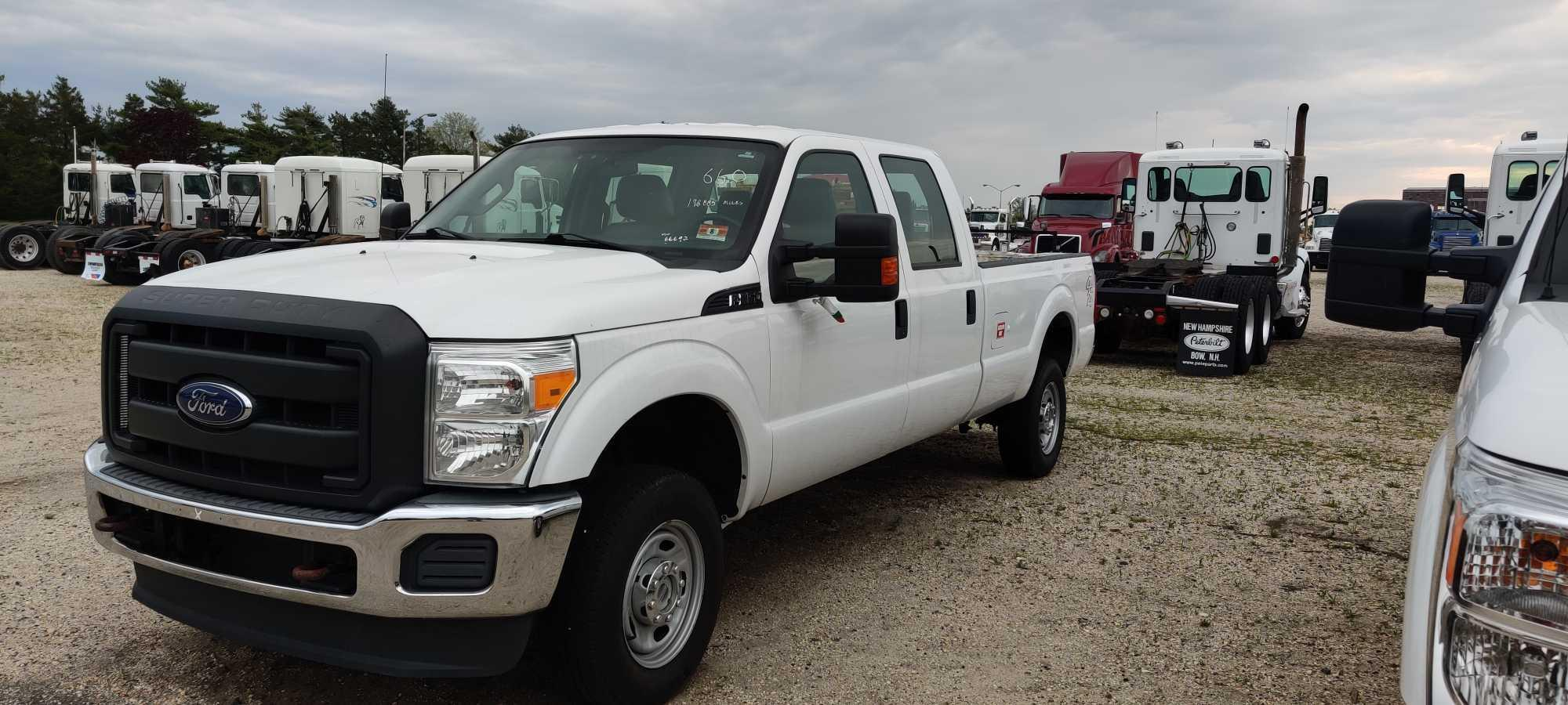 2014 FORD F350 PICKUP TRUCK VN:B66692 4x4 Powered By