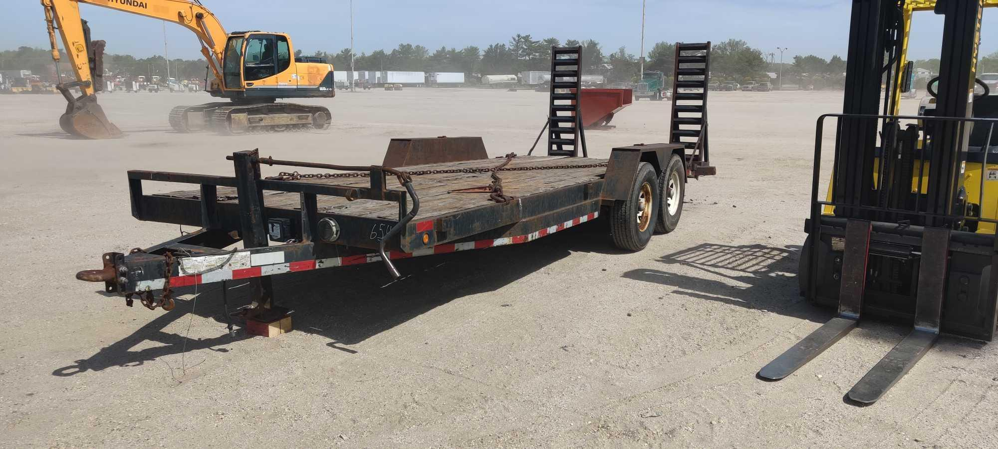 2005 LTD CH2 TAGALONG TRAILER VN:1001721 Equipped With