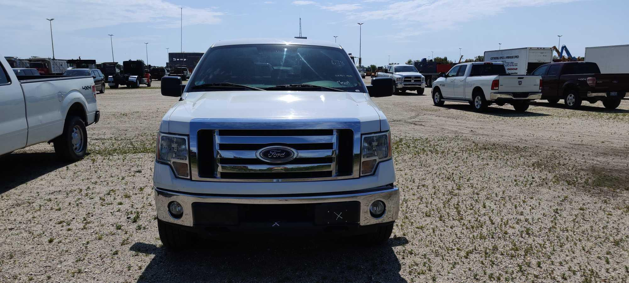 2013 FORD F150 PICKUP TRUCK VN:1FTFW1EF9DFB99659 4x4