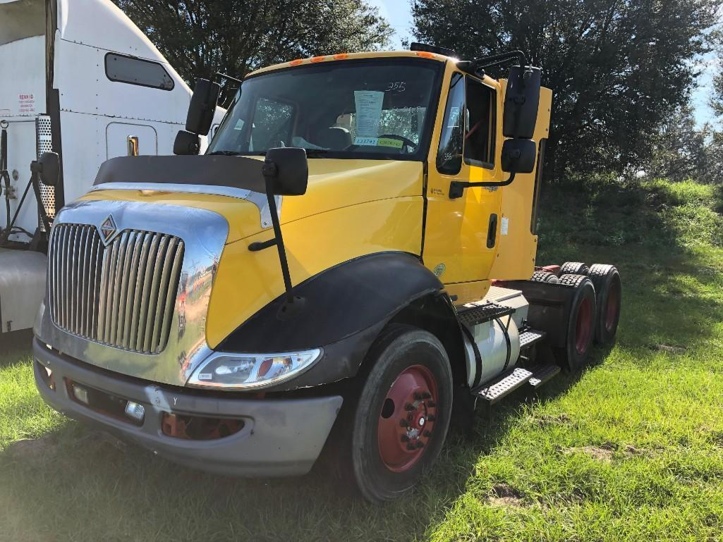 2012 INTERNATIONAL TRUCK TRACTOR VN:626742 Powered By