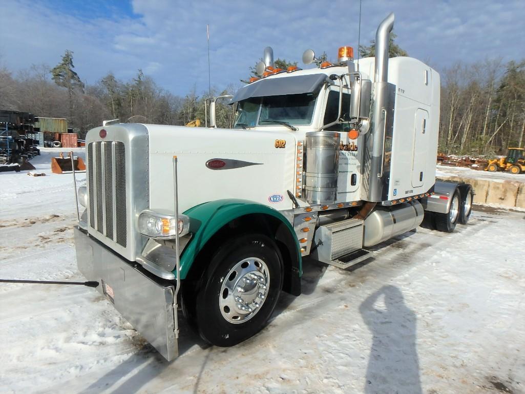 2015 PETERBILT 389 TRUCK TRACTOR VN:280249 Powered By
