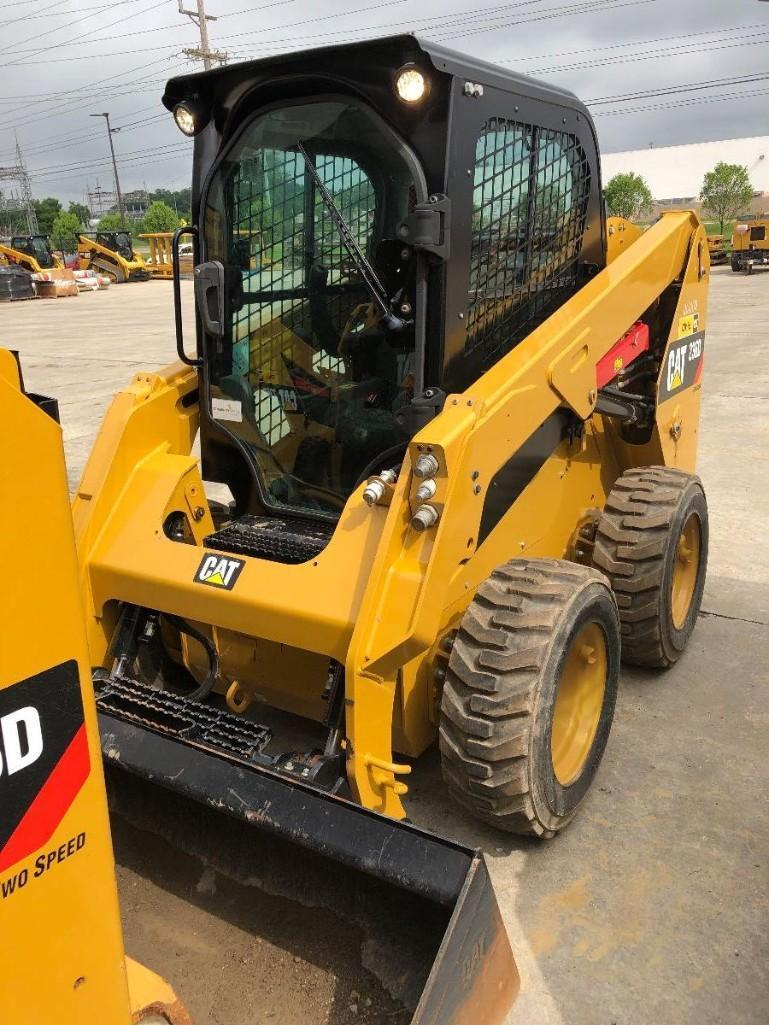 2016 CAT 236D SKID STEER SN:BGZ03087 Powered By Cat