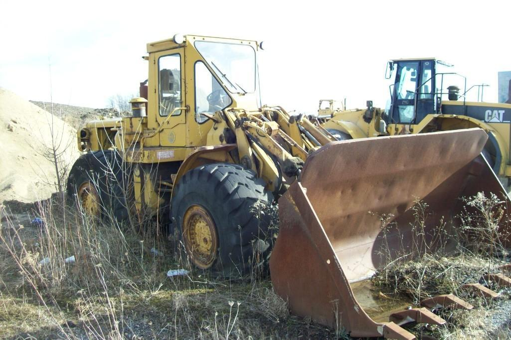 CAT 980B RUBBER TIRED LOADER SN:89P6787 Powered By Cat