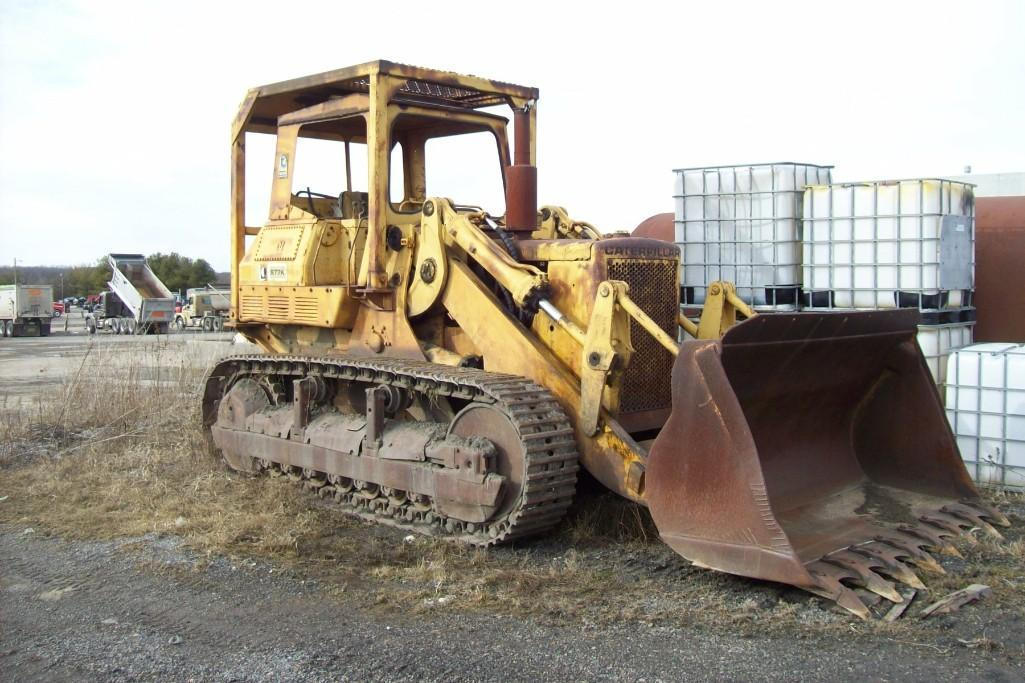 CAT 977K CRAWLER LOADER SN:46H563 Powered By Cat D333