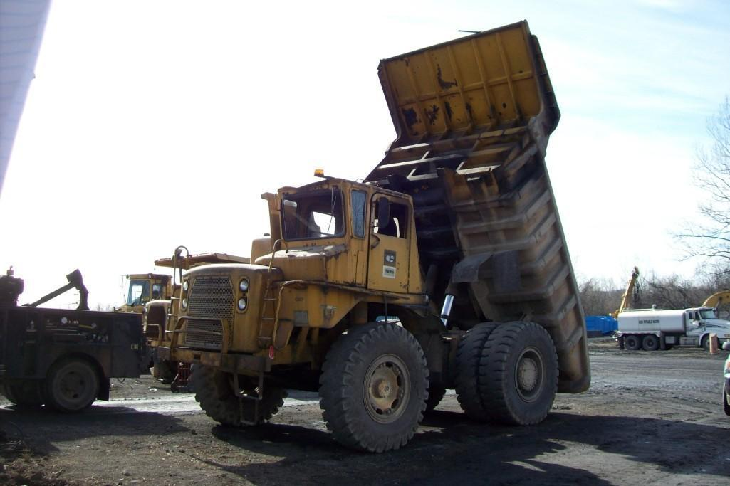 CAT 769B STRAIGHT FRAME HAUL TRUCK SN:99F5730 Powered