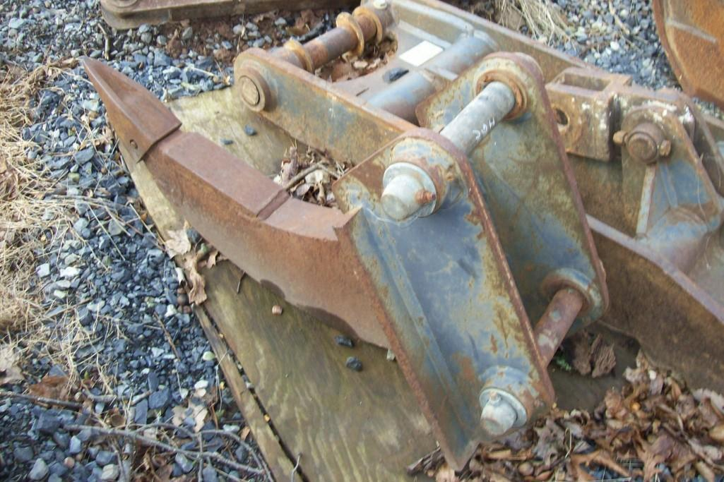 GEITH RIPPER TOOTH EXCAVATOR ATTACHMENT Fits JCB 214S.