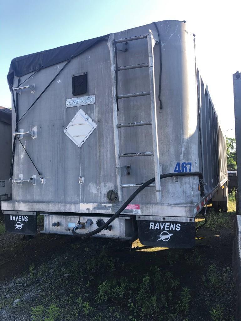 2003 RAVENS DUMP TRAILER VN:13NV3920831116720 Equipped