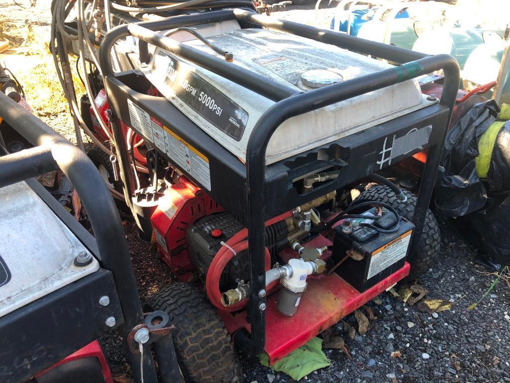 NORTHSTAR 5000 PSI PRESSURE WASHER Honda GX690 Gas