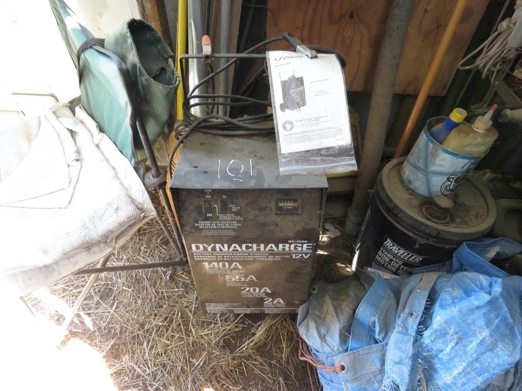 DYNACHARGE 12V SUPPORT EQUIPMENT