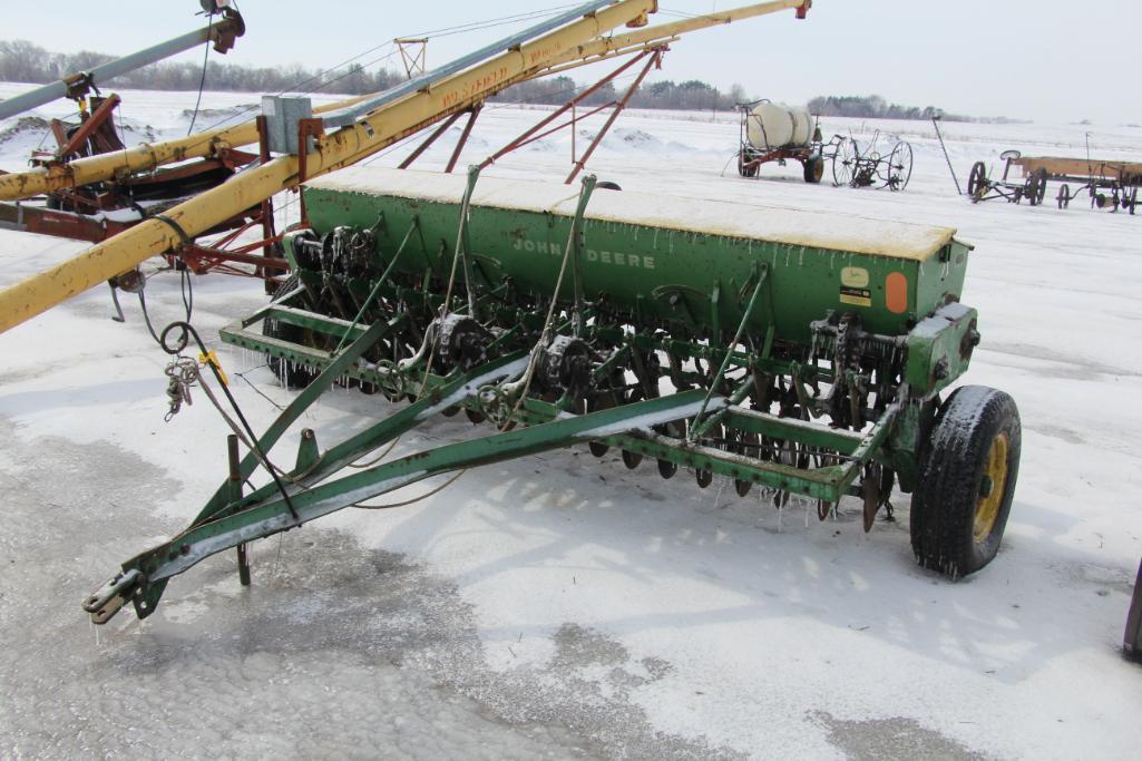 John Deere FB-B 10' Grain Drill