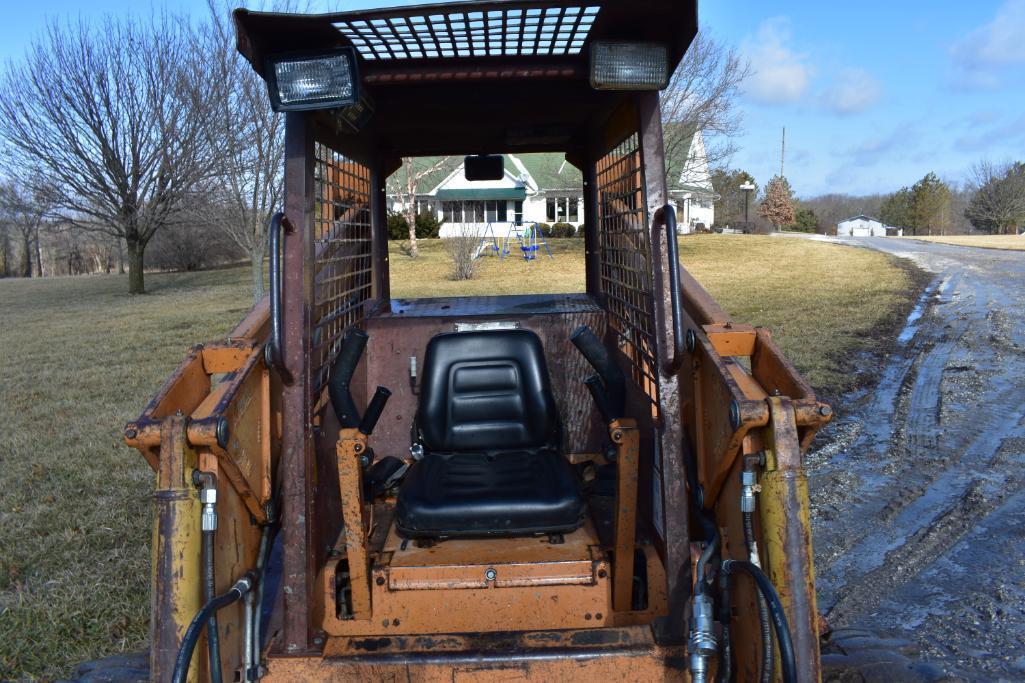 Case 1845C Skid Steer Loader