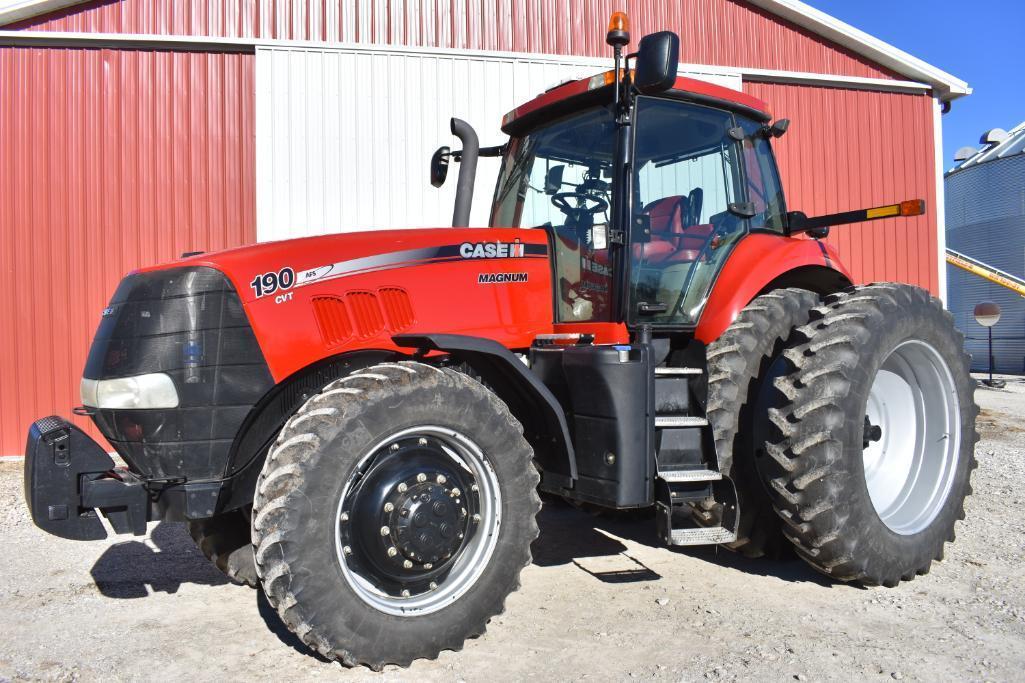 2011 Case IH Magnum 190 MFWD Tractor