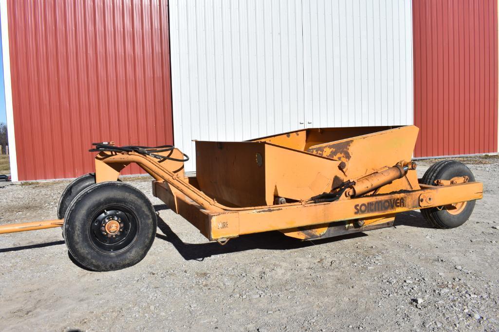 Soil Mover 50RF Dirt Scraper