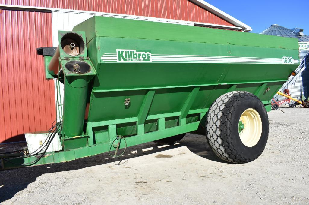 Killbros 1600 Grain Cart