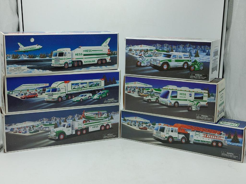 6-collectible-hess-trucks