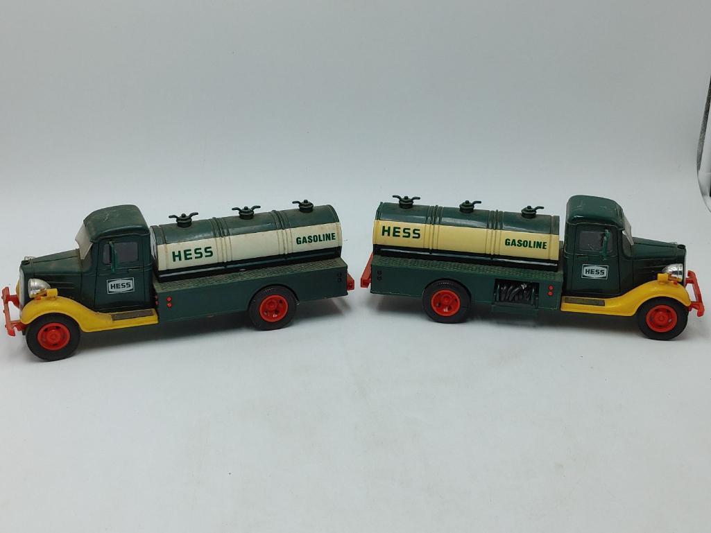 7-collectible-green-hess-trucks