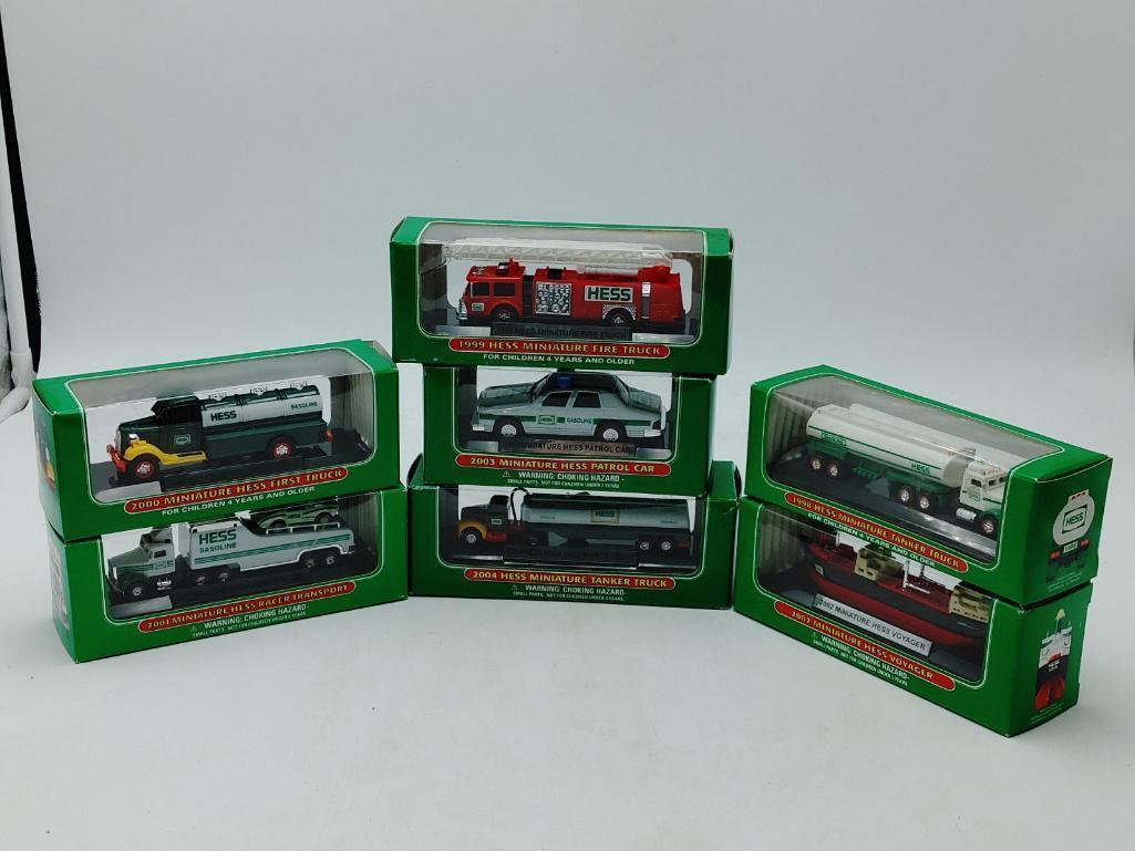 set-of-7-hess-miniatures