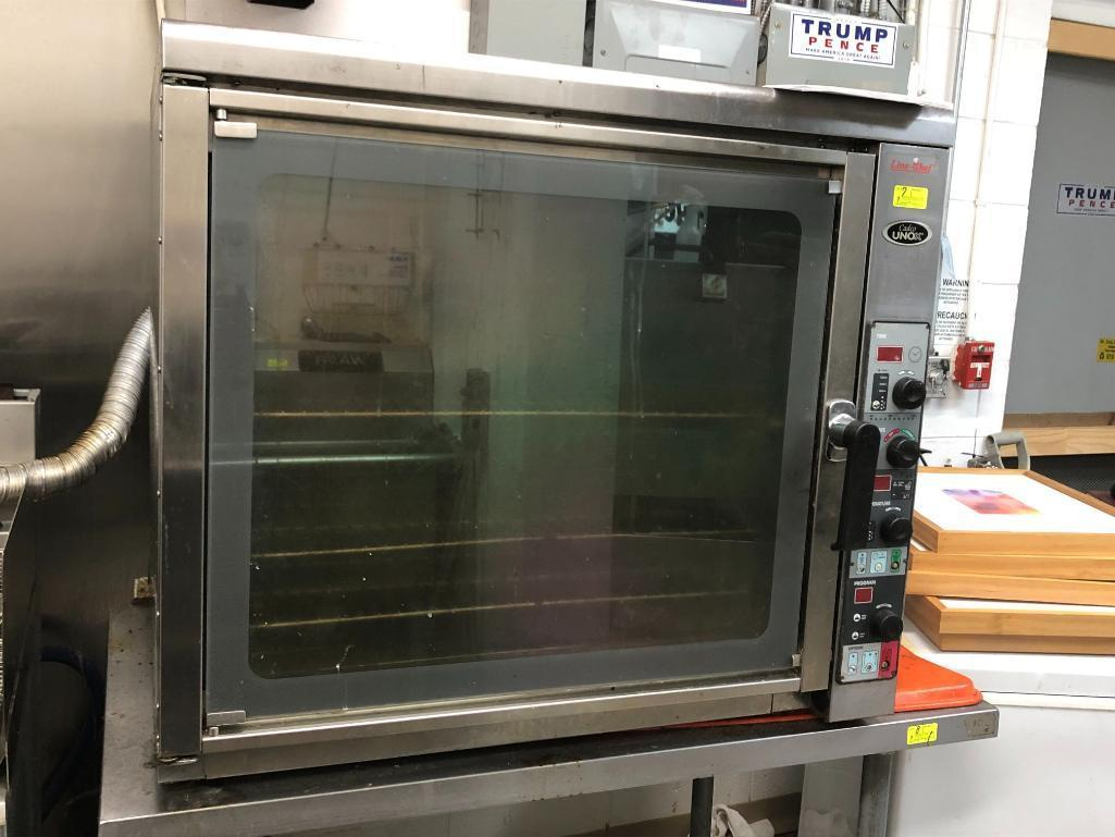 cadco-unox-combination-steam-convection-oven