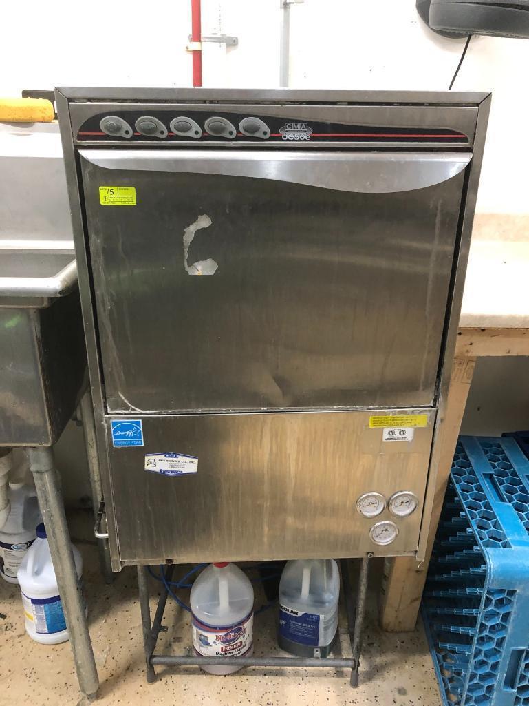 cma-dish-machine