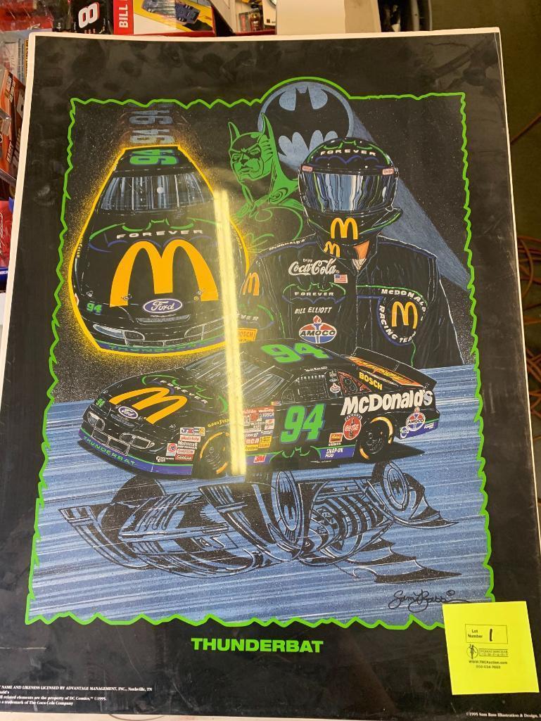 5-bill-elliott-nascar-posters