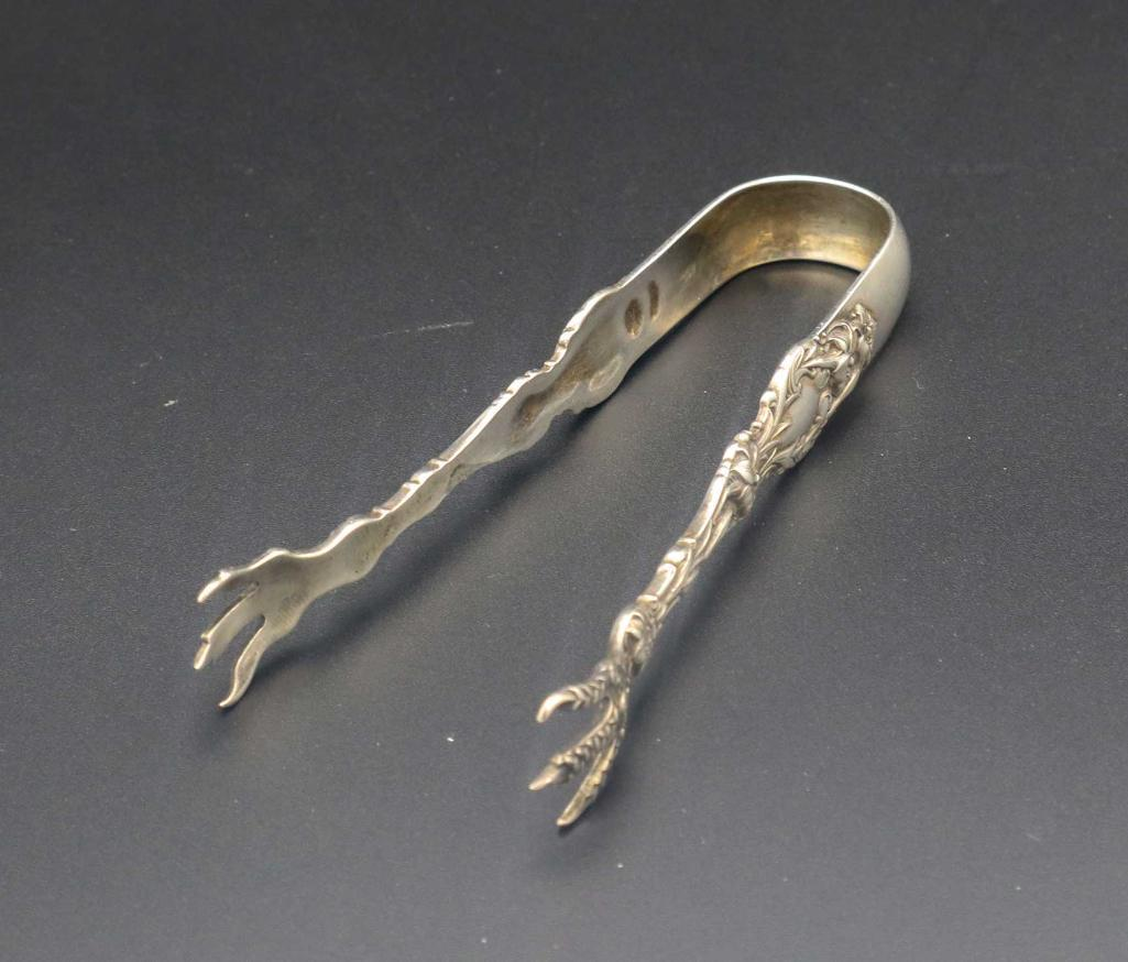 gorham-whiting-lily-pattern-sterling-silver-sugar-tongs