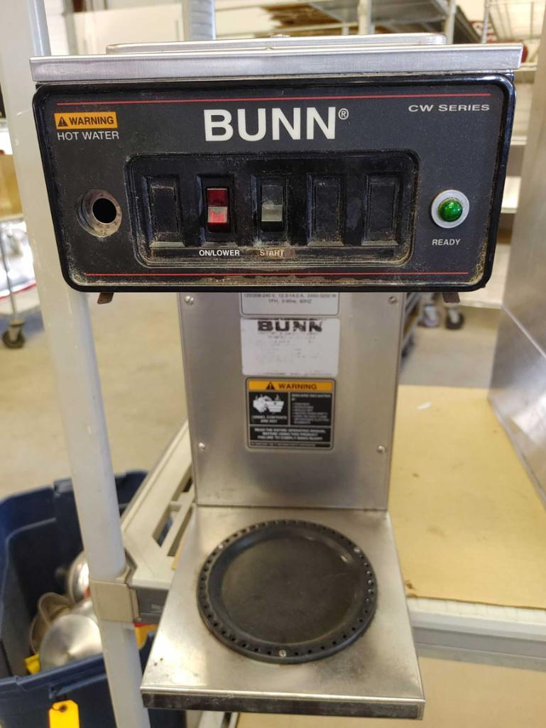 bunn-coffee-brewer