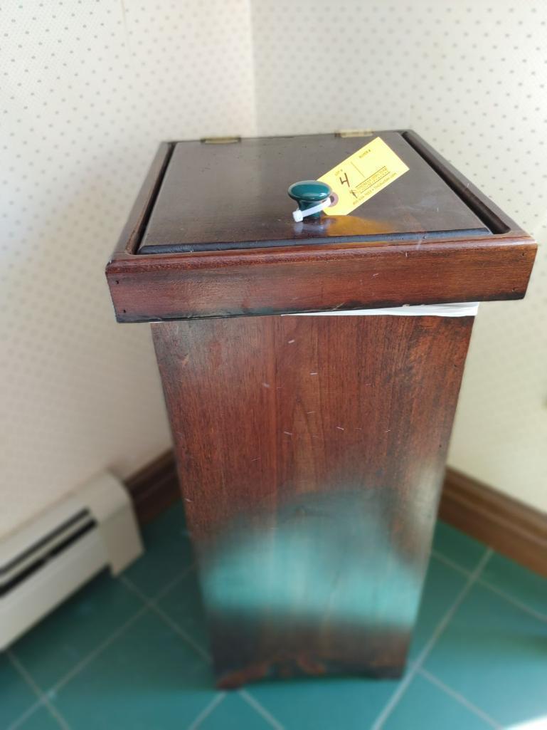 solid-pine-trash-receptacle