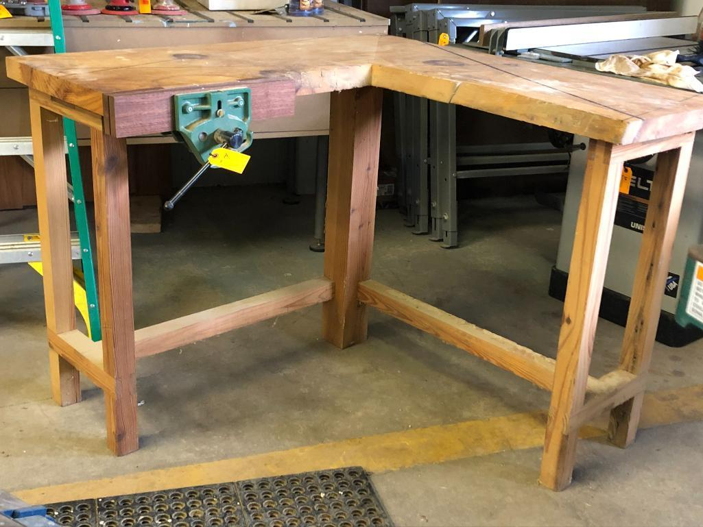 l-shape-work-bench-with-vise