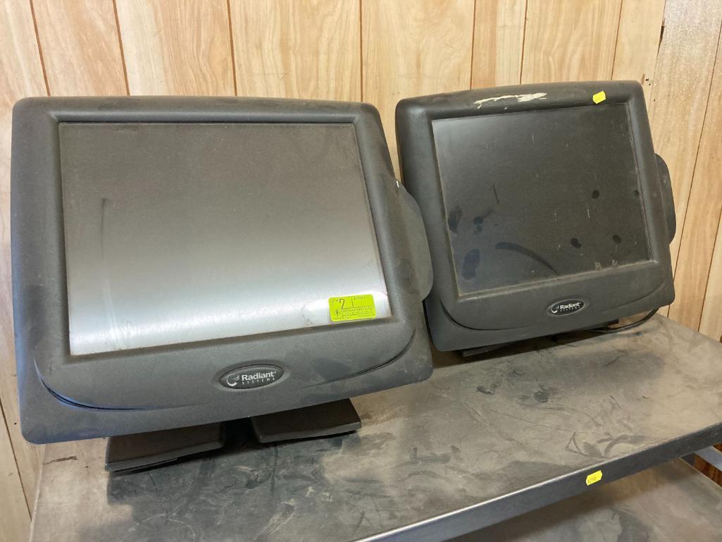 2-radiant-system-monitors-w-credit-card-swipe