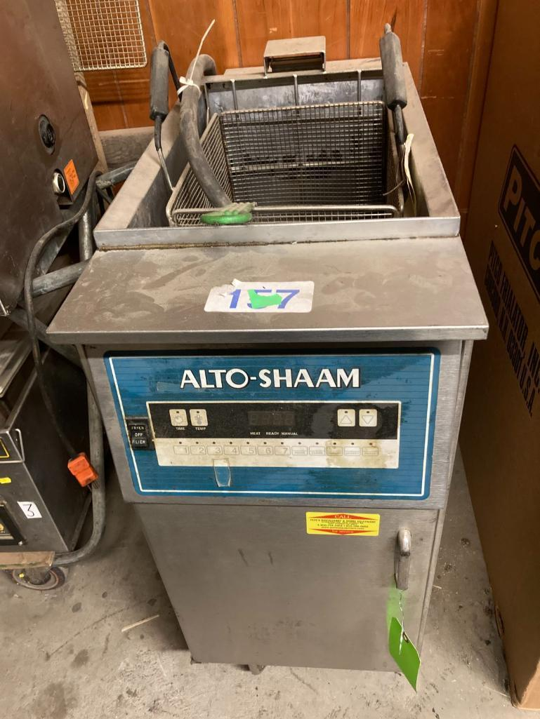 alto-shaam-electric-fryer