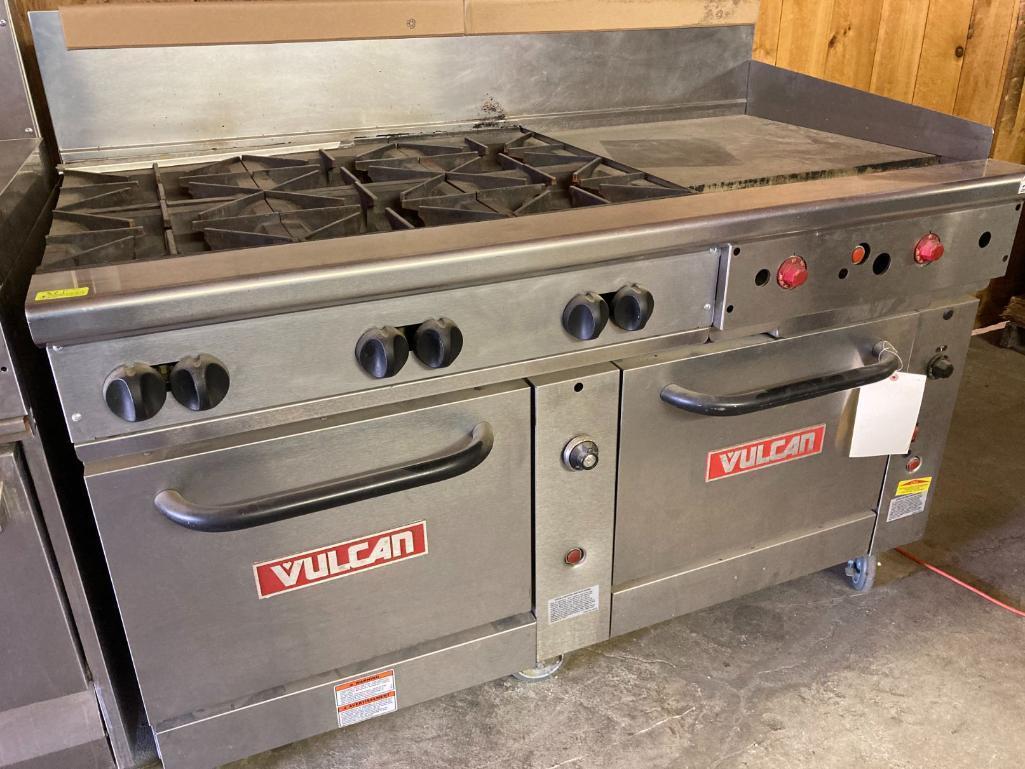 vulcan-60-double-oven-6-burner-range-w-griddle