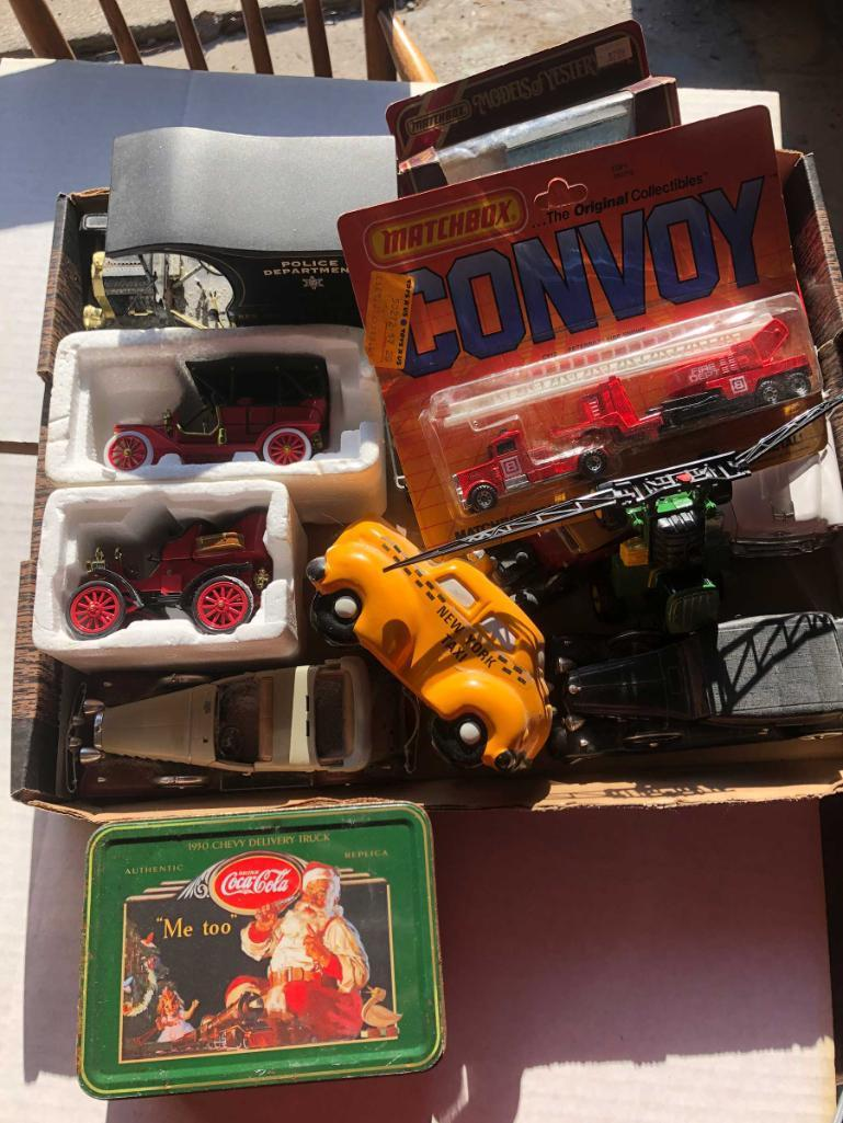 diecast-toy-lot