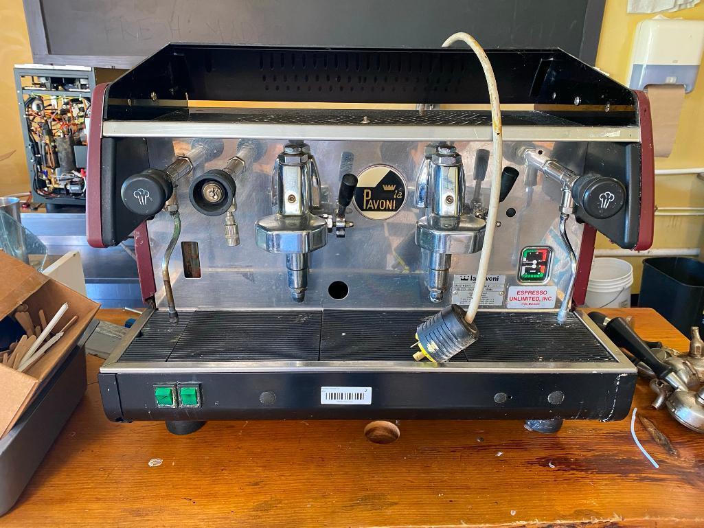 la-pavoni-bar-2-group-espresso-machine