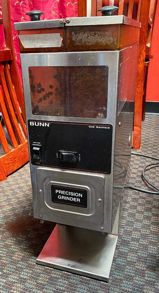 bunn-g9-series-dual-hopper-coffee-grinder